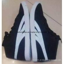 Estoque de calçados esportivos de homens de alta qunlity barato mais recente (ff63-1)
