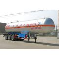 13m Tri-axle Liquefied Gas Tank Semi Trailer