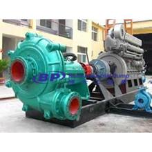 China High Wear Abrieb Kies Pumpe Hersteller