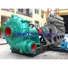 China High Wear Abrasion Gravel Pump Manufacturer