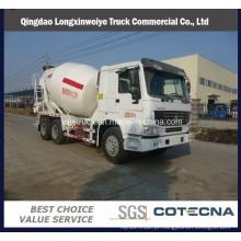 Caminhão 2016 336HP 6X4 Qdz5250gjba do misturador de Sinotruk HOWO