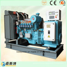 China marca 80kw 100kVA generador de gas natural de bajo precio