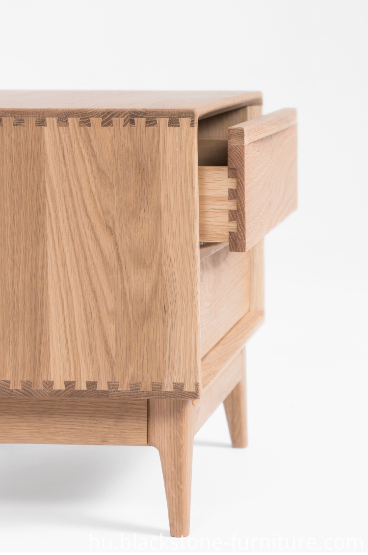 Side Table With Storage