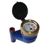 Liquid Sealed Vertikale Wasserzähler für Wasser durch Pipeline