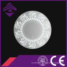 Espejo redondo del cuarto de baño del diseño más nuevo de la alta calidad Jnh219 con la luz