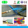 High Durability Outdoors Spray Powder Coating
