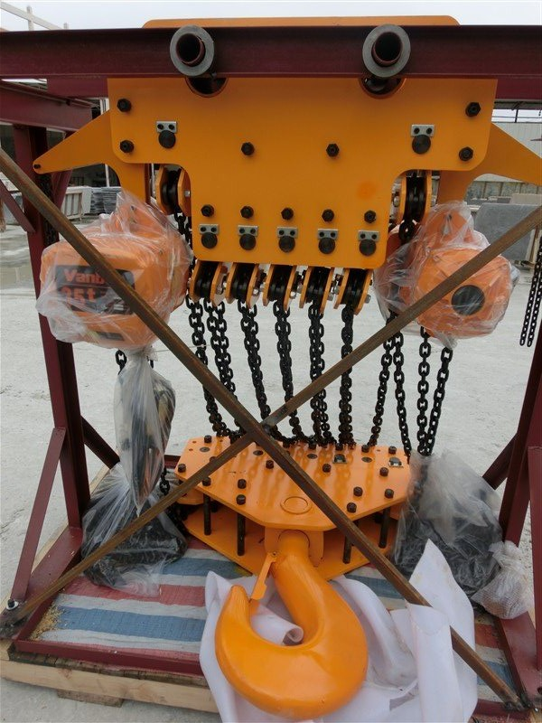 electric chain hoist photo
