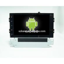 Android 4.4.2 Four Core - dvd de voiture pour Peugeot 308S + OEM + lien de mirrior + TPMS + usine directement