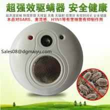 Instrumento de ácaros mudos Impulsión ultrasónica además de bacterias nocivas Ácaros Ropa de cama Potente alergia a Pentac