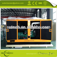 générateur diesel 50 kva insonorisé et refroidi à l'eau avec le moteur CUMMINS
