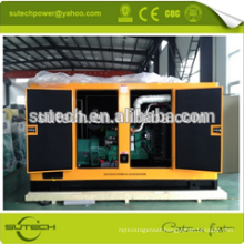 diesel generator 50 kva sound-proof and water-cooled With Cummins engine