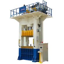 China Hot Selling Produkt 1000 Ton H Rahmenpresse mit erweiterten Controller 1000t H Typ SMC Form Dies Hydraulische Presse Maschine