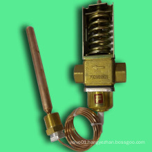 CE approved temperature control water flow capacity valve