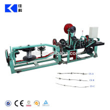 Full automatic barbed wire machine price