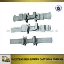 OEM piezas de maquinaria agrícola núcleo de hierro cáscara de fundición de molde