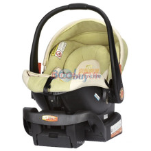 baby car seat with the base