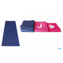 PVC foldable yoga mat