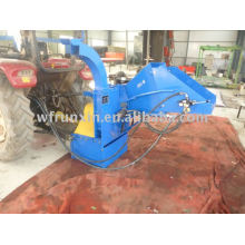 WC-6 hydraulic wood chipper CE approved