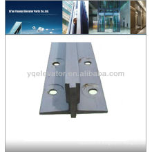 Rail de guidage de l'ascenseur, rails de guidage d'ascenseur à froid