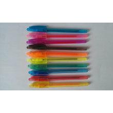982 Stick Kugelschreiber mit buntem Design