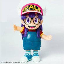 Hotsale Cute Girl Figure Plastic Birthday Gift Toy