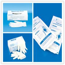 Medizinischer Einweg-Latex Chirurgischer Handschuh mit CE, ISO, GMP, SGS, TUV