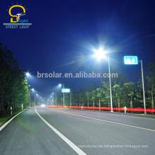 2017 Nuevo producto led luz de calle al aire libre con control remoto