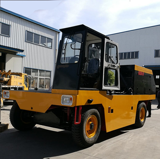 10 Ton Side Loader Forklift