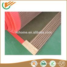 Высококачественный тефлоновый ленточный конвейер из сетки из стекловолокна с тефлоновым покрытием