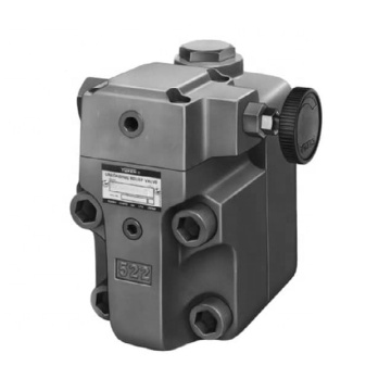 Yuken Series GCTR-02-32 Right Angle Hydraulic Needle Valve