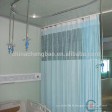 Chine, fournisseur, dernier, hôpital, rideau, urgence, salle