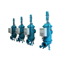 Auto Backflush Self Cleaning Filter Systems for Municipal Industrial
