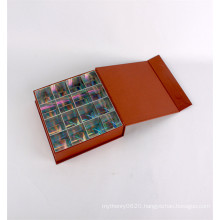 Luxury fancy Cardboard Paper Gift Chocolate Packaging Box