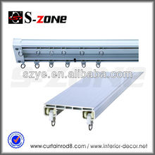 Best quality durable sliding hospital curtain track system for sale