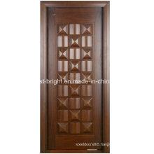 Classic Antique Entry Wood Door DIY Designs
