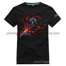 T-shirt imprimé à manches longues