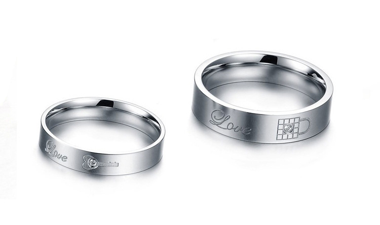 engraved ring for him