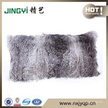 Whloesell Echtpelz Rabbit Fur Cushion