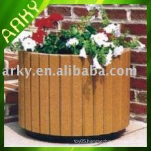 Good Quality Garden Wooden Flower Pot