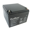 Panasonic Piles rechargeables 12V24Ah
