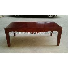 Mesa de centro rectangular de madera XY0828