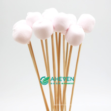 Disposable Natural Barbecue Bamboo Marshmallow Skewers Roasting Sticks
