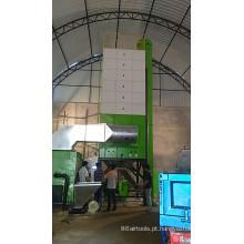 Secador de grãos pequeno automático