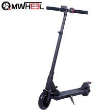 Scooter Elétrica Na Neve