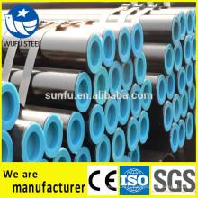 Tuyau à gaz à haute température et anti-corrosion à haute résistance à la traction