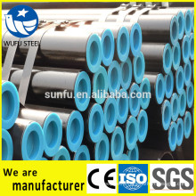 High tensile anti-corrosive cold rolled / drawn home gas pipe
