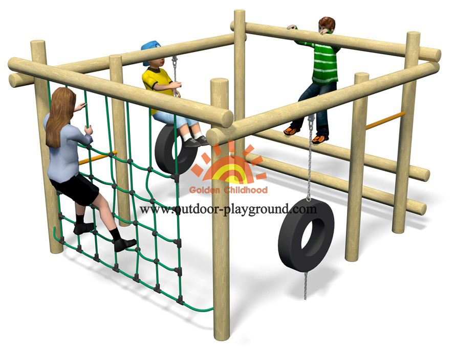 playground climber play frame for kids