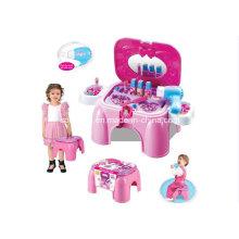 Hocker Spiel Set Spielzeug für Lady Makeup Beauty Dream