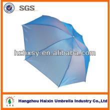 53,5 cm tissu caméléon de tissu brodé avec dentelle Umbrella