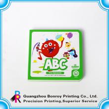 ABC-Karton lernen Bücher kleine Bücher für die Schule